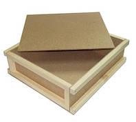 Ящик подарочный, упаковка сувенирная деревянная