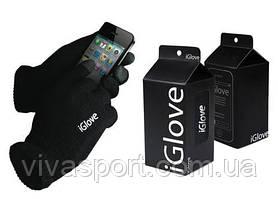 Инновационные перчатки для сенсорных экранов iGlove, АйГлов