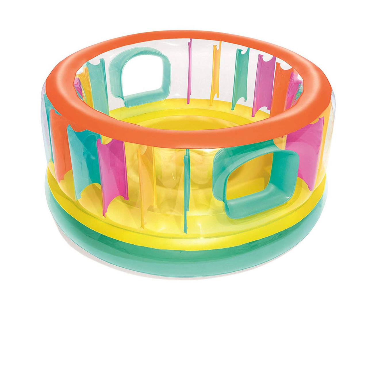 Надувной батут Bestway 52262 «Bounce Jam Bouncer», 180 х 86 см