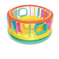 Bestway надувний батут 52262 «Bounce Jam Bouncer», 180 х 86 см