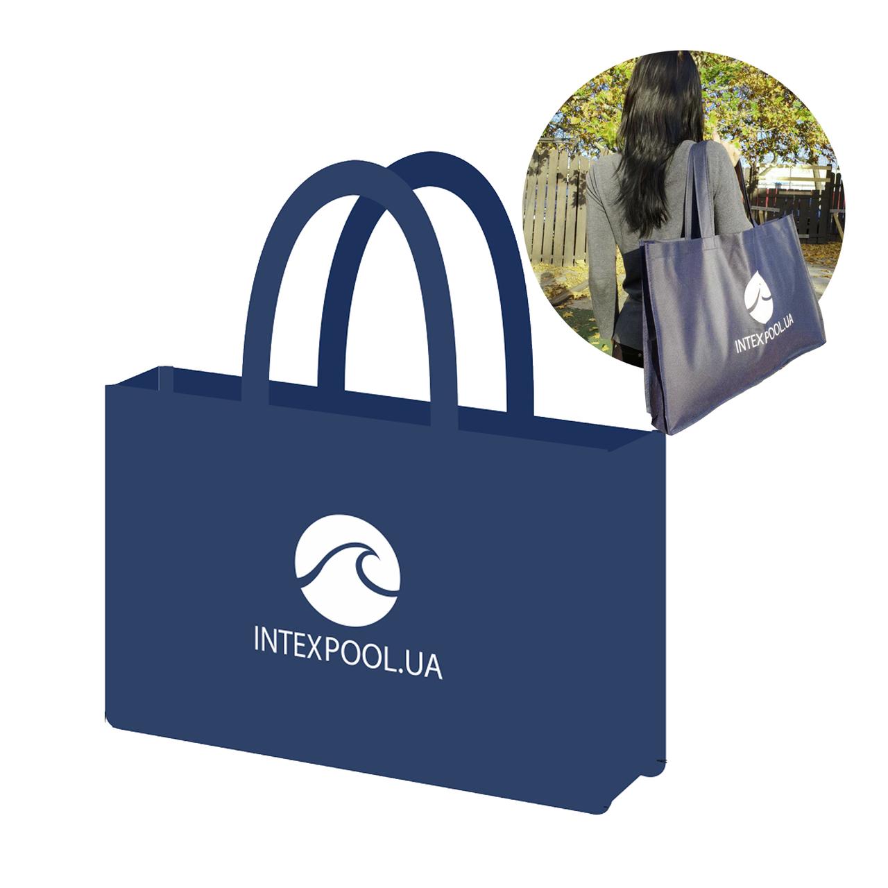 Еко - сумка «Ексклюзив» Intex 44408 для зберігання матраців, ліжок і пляжних аксесуарів