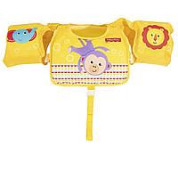 Детский жилет Bestway 93522 (ПЭ пена), «Солнышко», серии «Fisher - Prise»,  S (3 - 6) 18 - 30 кг