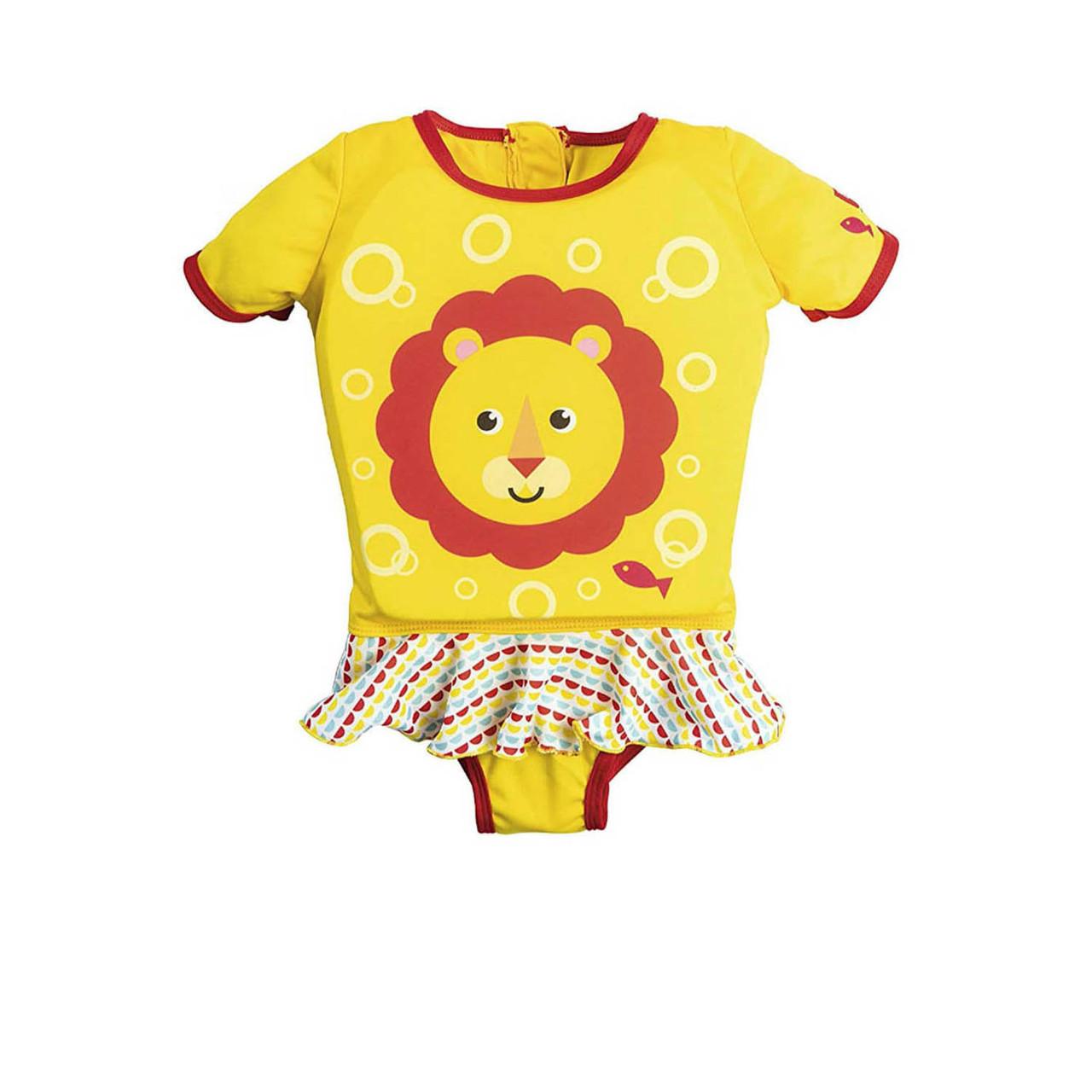 Дитячий костюм для дівчаток Bestway 93523 (ПЕ піна), «Сонечко», серії «Fisher - Prise», S (3 - 6) 18 - 30 кг