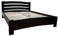 Кровать Венеция Люкс ольха 1.6 на 2м, фото 1