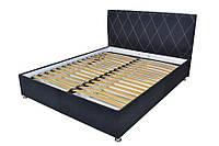 Двуспальная кровать с подъемным механизмом Кристалл