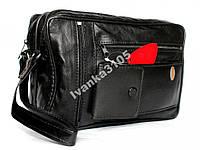 Мужская барсетка / сумка (портмоне) кожа, фото 1