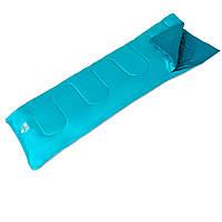 Спальний мішок Pavillo Bestway 68099, 180 х 75 см, блакитний
