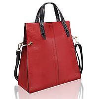 Сумка женская Fashion наплечная красная 408818R, фото 1