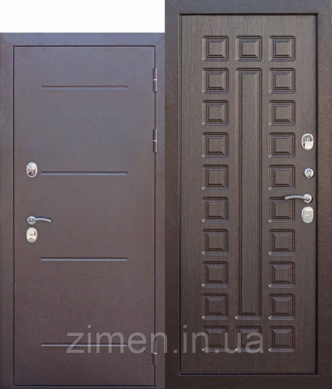 Входная дверь c ТЕРМОРАЗРЫВОМ Isoterma
