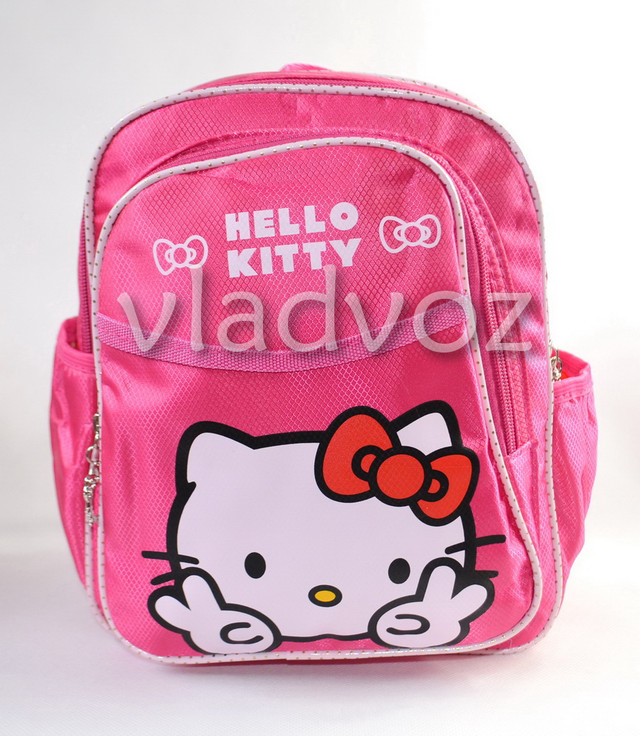 рюкзак hello kitty для маленьких