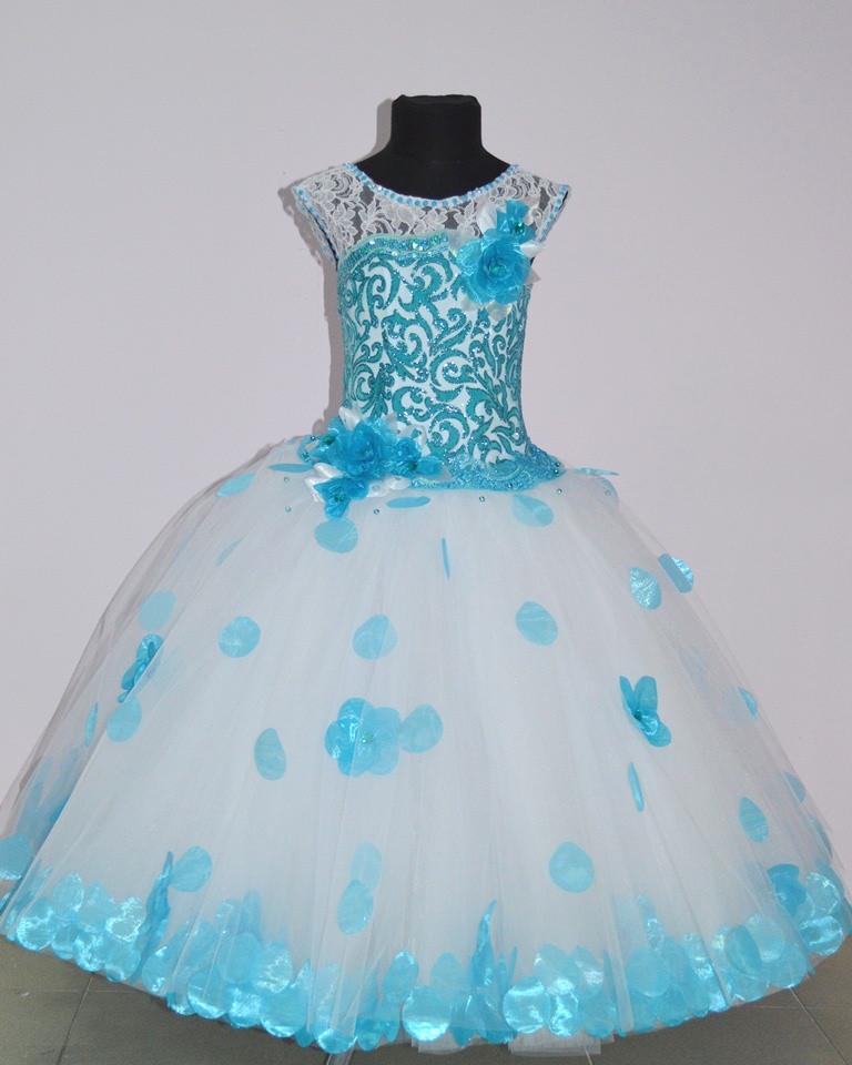 d0b7349b5c3 Детское выпускное платье «Paradise» - Свадебный салон «София» в Киеве
