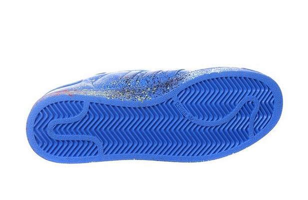 Кроссовки мужские Adidas Superstar Supercolor Pharrell Williams