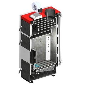 Котел твердотопливный Marten Comfort MC 24 кВт длительного горения, фото 2
