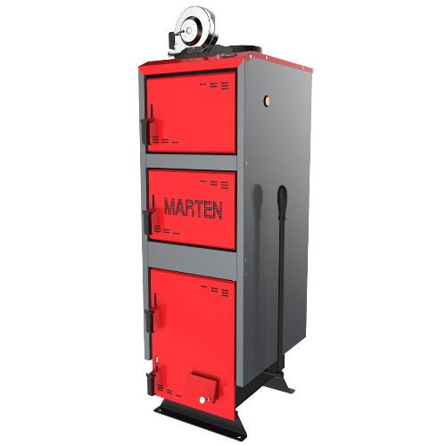 Котел твердотопливный Marten Comfort MC 24 кВт длительного горения