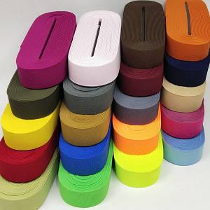 Цветная резинка 3см