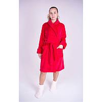 Махровий халат жіночий