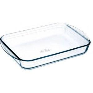 Посуд з жаростійкого скла