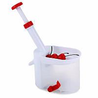 Прибор для удаления косточек Schtaiger, вишнечистка для отделения косточек