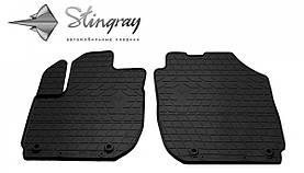 Передні автомобільні гумові килимки (2 шт) для HONDA HR-V (2013-...)