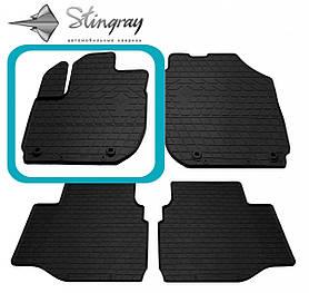 Водійський гумовий килимок передній лівий для HONDA HR-V (2013-...)