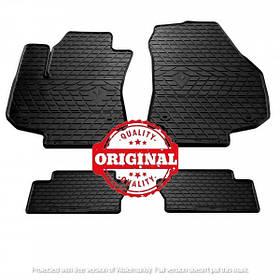 Резиновые коврики в авто  на OPEL Zafira B (2005-2011)