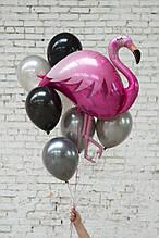 Кульки з фламінго
