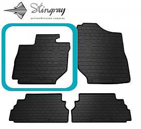 Водительский резиновый коврик передний левый для SUZUKI Jimny (JB74) (2018-...)