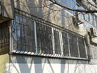 Решетки сварные с нижним и верхним радиусами из квадрата 12мм, фото 1