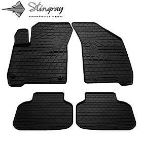 Гумові килимки в машину (4 шт) для FIAT Freemont (2011-2016)