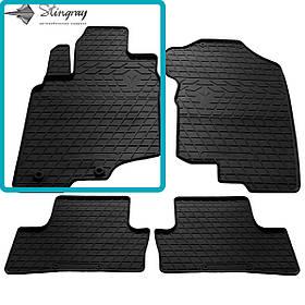 Водійський гумовий килимок передній лівий для HONDA Insight II (2009-2014)
