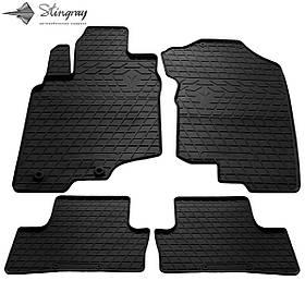 Автомобльные килимки (4 шт) для HONDA Insight II (2009-2014)
