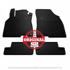 Гумові килимки в авто (4 шт) на RENAULT Megane III (2008-2015)