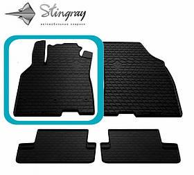 Гумовий килимок в авто передній лівий на RENAULT Megane III (2008-2015)