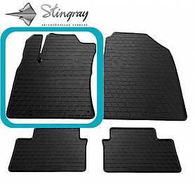 Водительский резиновый коврик передний левый для HYUNDAI i30 (PD) (2016-...)