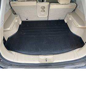 Гумовий килимок в багажник для NISSAN Rogue (T32) (2013-...)