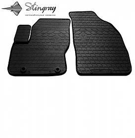 Передні автомобільні гумові килимки (2 шт) для FORD C-Max 2003-2010