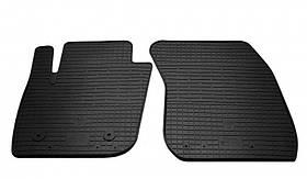 Передние автомобильные резиновые коврики (2 шт) для  FORD Fusion (USA) (2016-...)