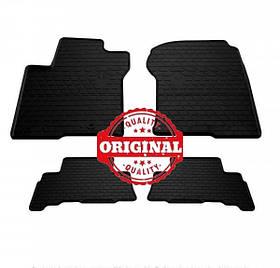 Гумові килимки в авто (4 шт) на TOYOTA Land Cruiser Prado (J150) (2009-...)