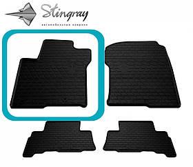 Гумовий килимок в авто передній лівий на TOYOTA Land Cruiser Prado (J150) (2009-...)
