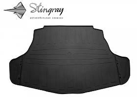 Водительский резиновый коврик в багажник для TOYOTA Camry (XV70) (2017-...)