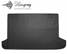Гумовий килимок в багажник для TOYOTA Land Cruiser Prado (J150) (2009-...)
