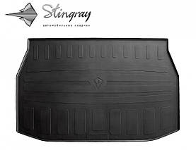 Гумовий килимок в багажник для TOYOTA C-HR (2016-...)