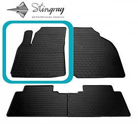 Водительский резиновый коврик передний левый для HYUNDAI Matrix (2001-2010)
