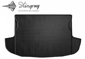 Гумовий килимок в багажник для MITSUBISHI Outlander (2012-2020)
