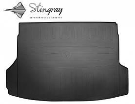Резиновый коврик в багажник для SUBARU Forester (SK) (2018-...)