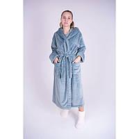 Довгий халат жіночий
