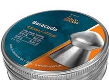 Пули H&N Baracuda Match 0,69 г 4,5 мм 400 шт/уп