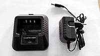 Зарядное ус-во для радиостанции Baofeng (Pofung) UV-5R/RA/RB, etc, фото 1