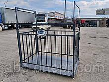 Ваги для зважування тварин 3000 кг