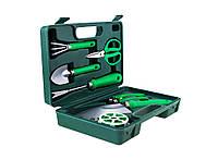Портативный набор садовых инструментов HMD GARDENIA PRO 7в1 Зеленый ручной садовый инструмент